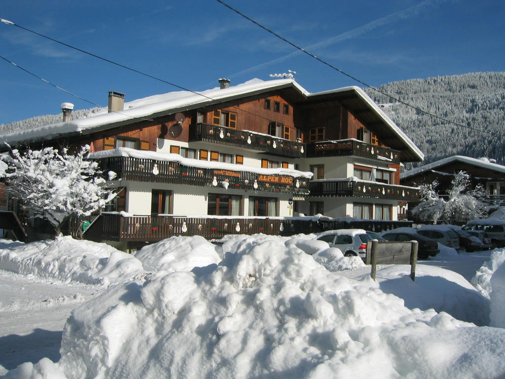 Booking Machine Portes du Soleil